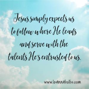 Well done, good and faithful servant