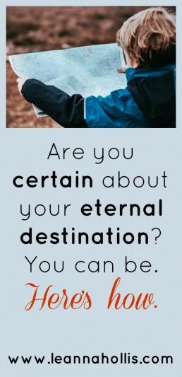 eternal destination