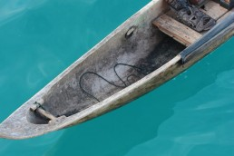 the canoe that showed me God's love