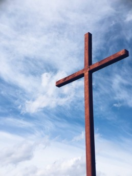 cross because of barabbas