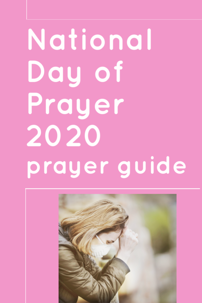 prayer guide for National Day of Prayer