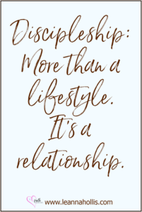 Discipleship Resources: Relationship. How to Become a Christian