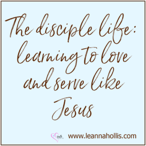 Resources: Discipleship Resources. Learn to love and live like Jesus